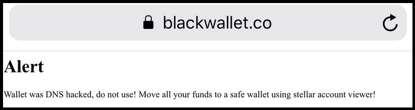 BlackWallet