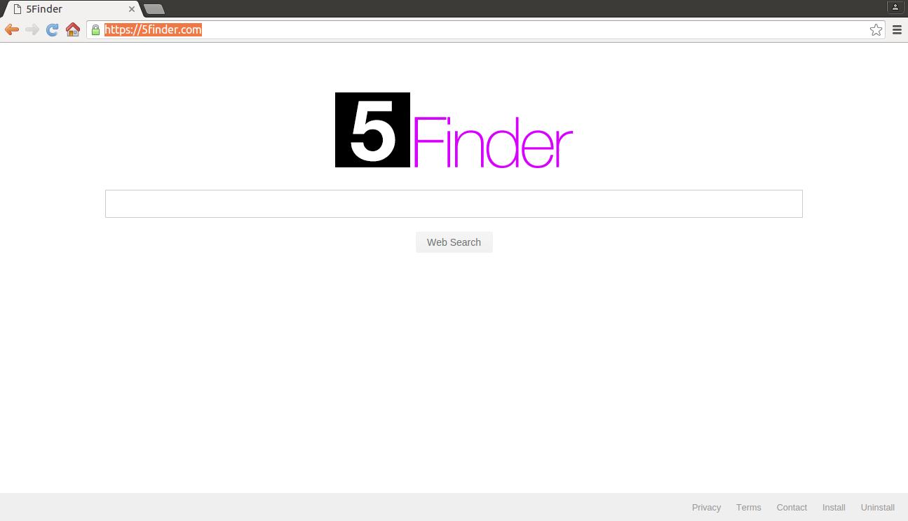 enlever 5finder.com