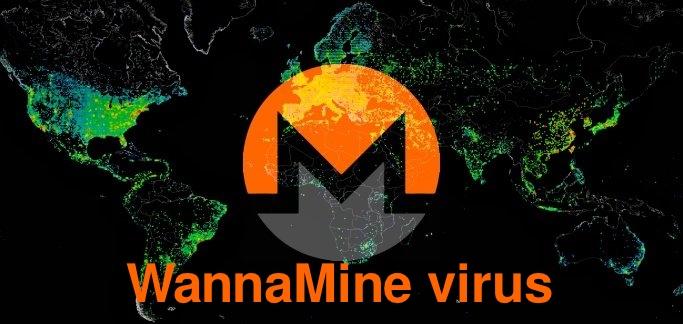 Eliminar el virus WannaMine