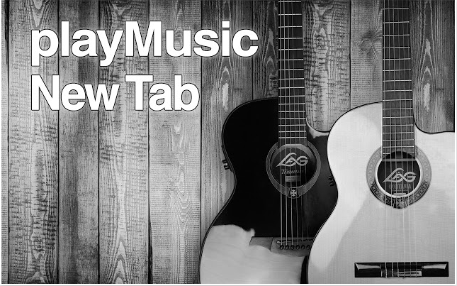 PlayMusic Nouvel onglet