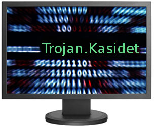 Eliminar Trojan.Kasidet