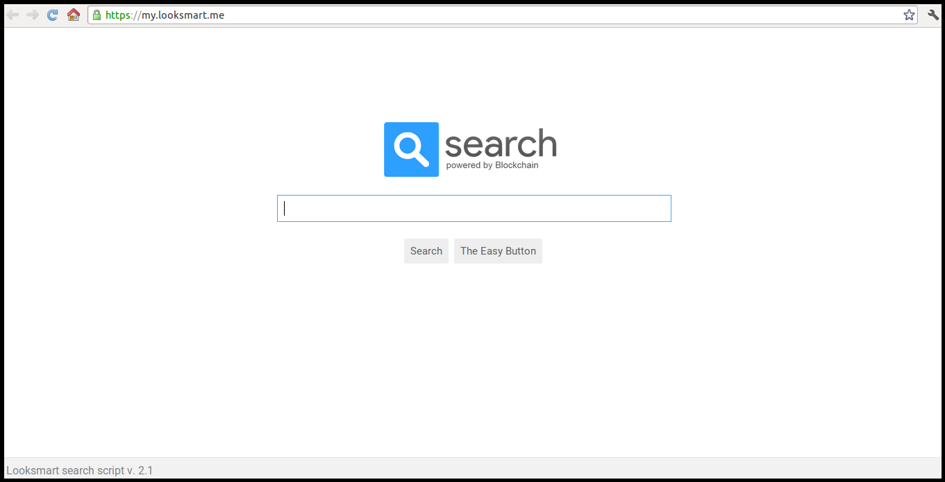 Look Smart Secure Search