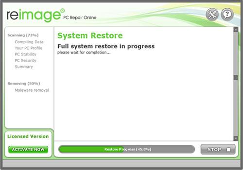 reimage3 Free Scan