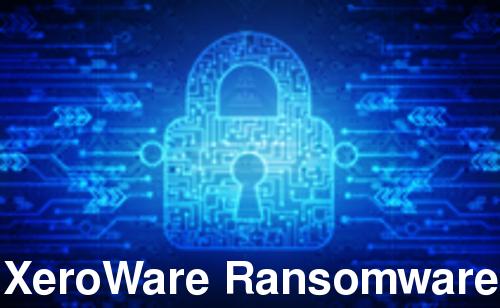 Delete XeroWare Ransomware
