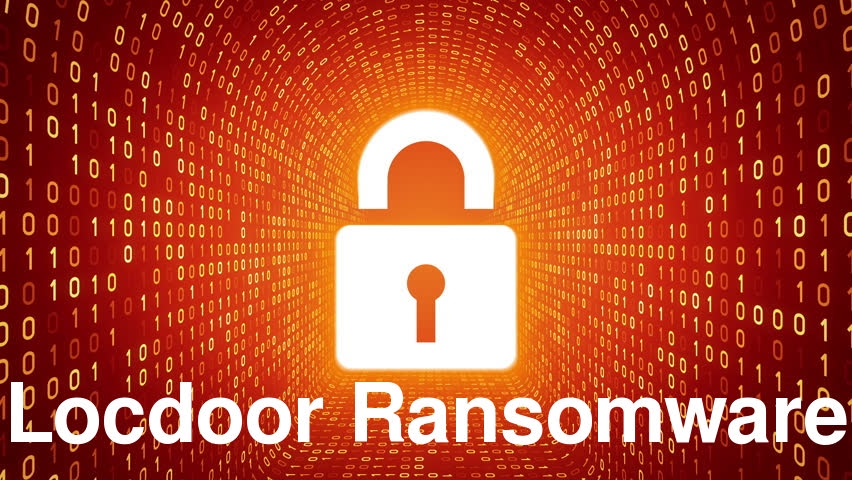 Elimina Locdoor Ransomware