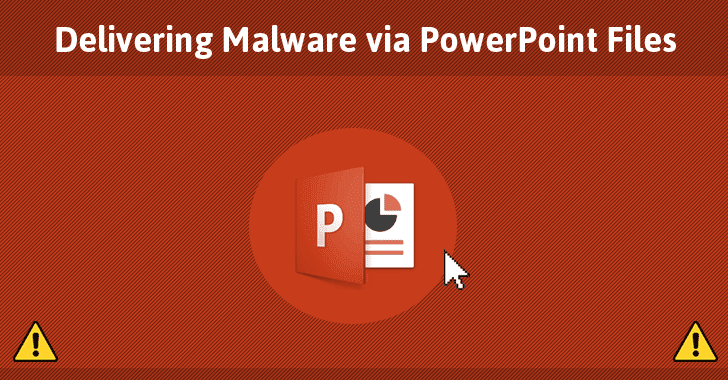 Zusy Malware Spreads Via Legitimate PowerPoint Feature