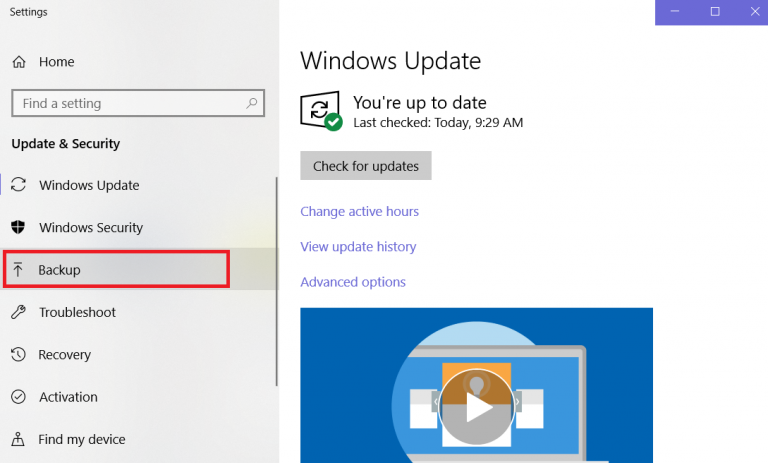 windows update 2 How to Restore Files Encrypted by Ransomware (Without Decrypter)