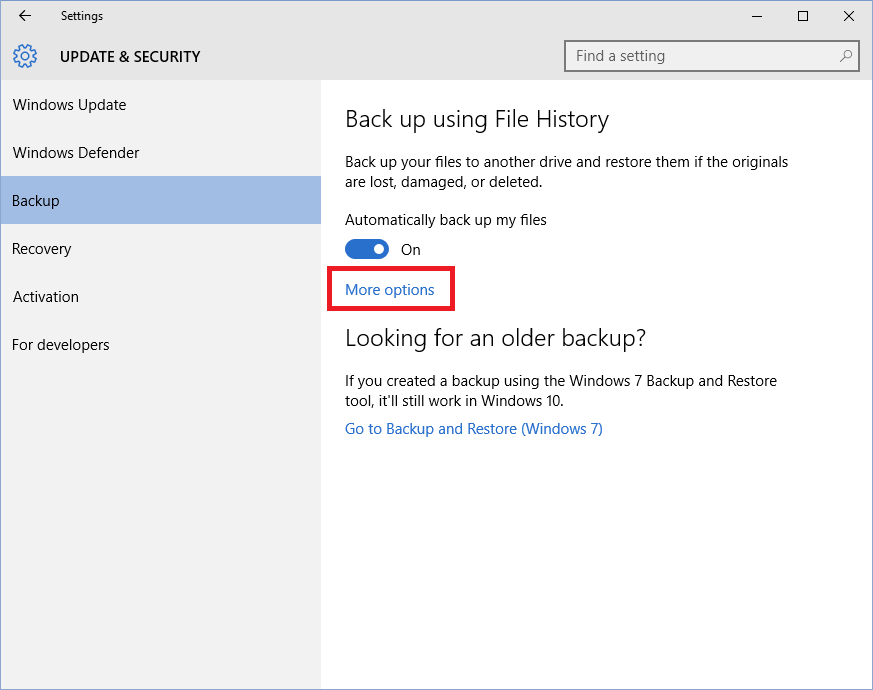 windows update 3 How to Restore Files Encrypted by Ransomware (Without Decrypter)
