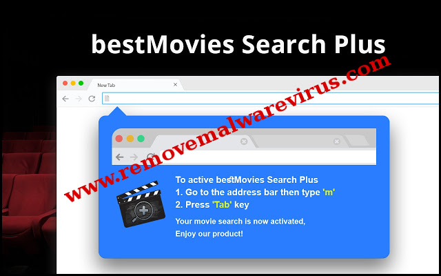 Eliminar BestMovies Search Plus