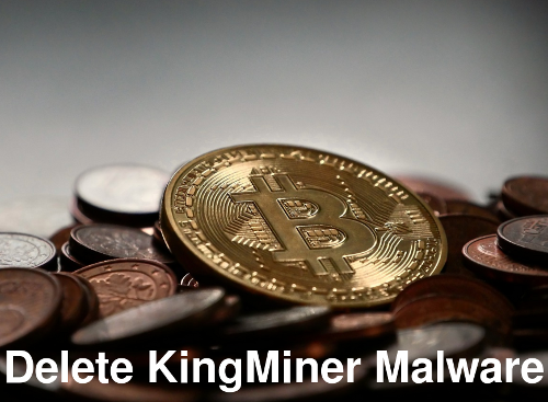 Usuń oprogramowanie KingMiner Malware