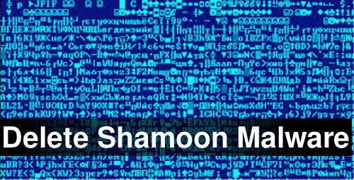 Elimina malware Shamoon