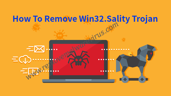 WIN32/SALITY REMOVER TÉLÉCHARGER
