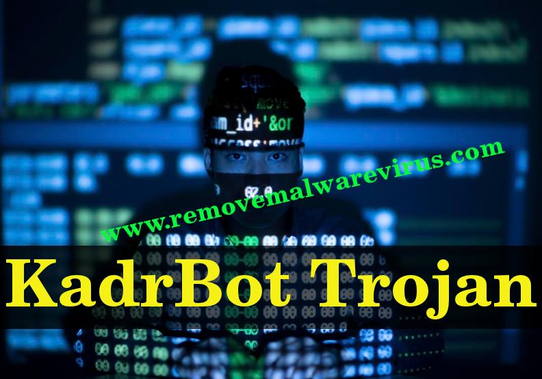 Usuń Trojan KadrBot