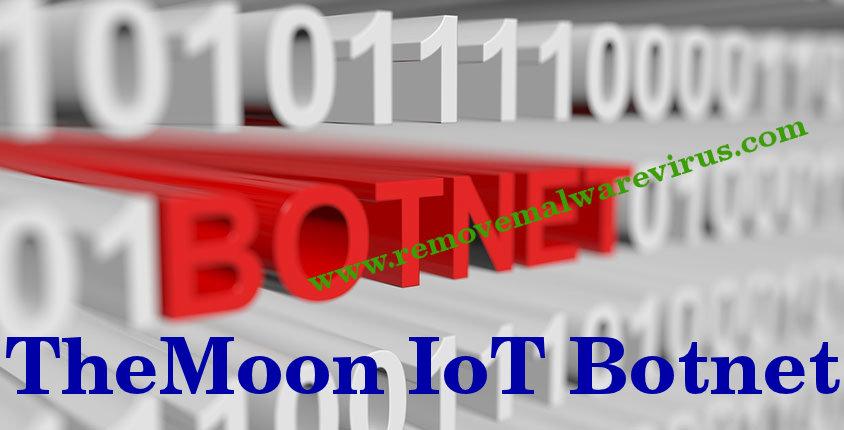 Eliminar TheMoon IoT Botnet