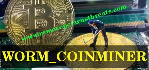 Supprimer WORM_COINMINER
