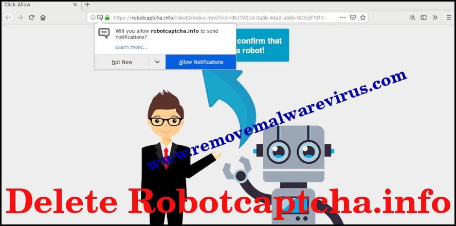 Eliminar Robotcaptcha.info