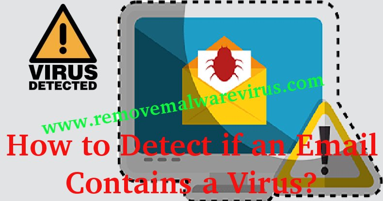 How to Detect if an Email Contains a Virus