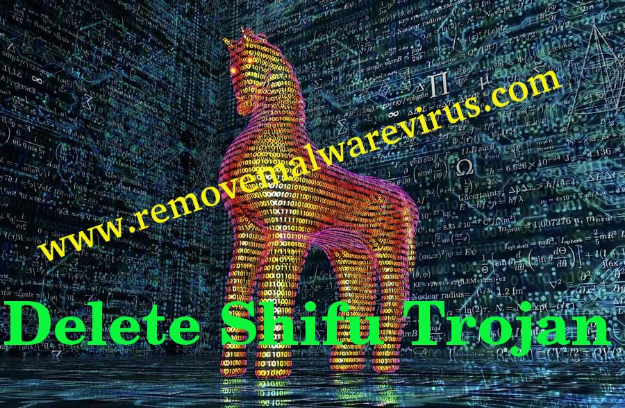 Eliminar Shifu Trojan