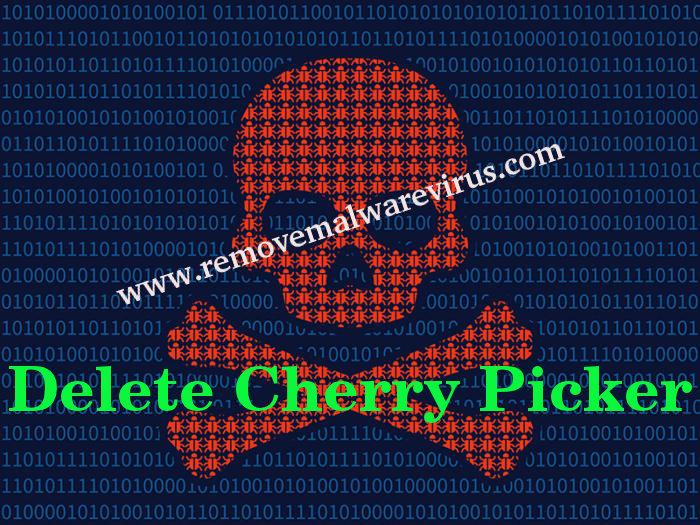 Eliminar Cherry Picker