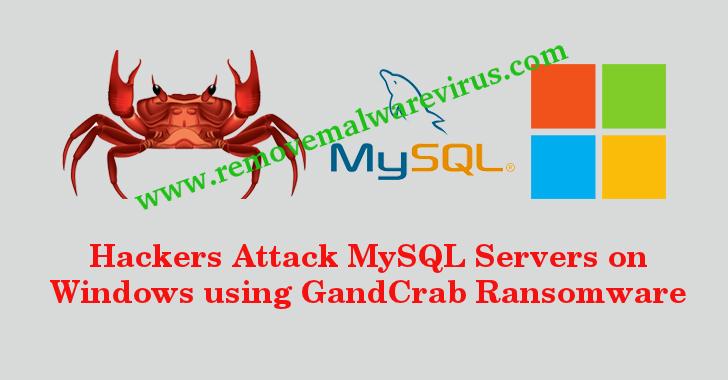 Delete GandCrab Ransomware