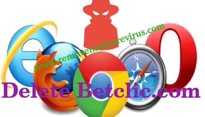 Delete Betclic.com