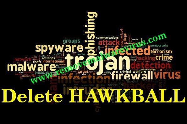 Eliminar HAWKBALL