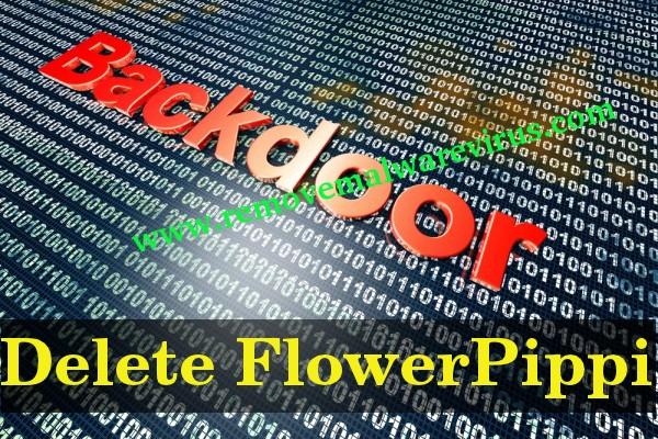 Löschen Sie FlowerPippi