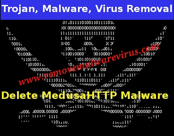 Elimina il malware MedusaHTTP