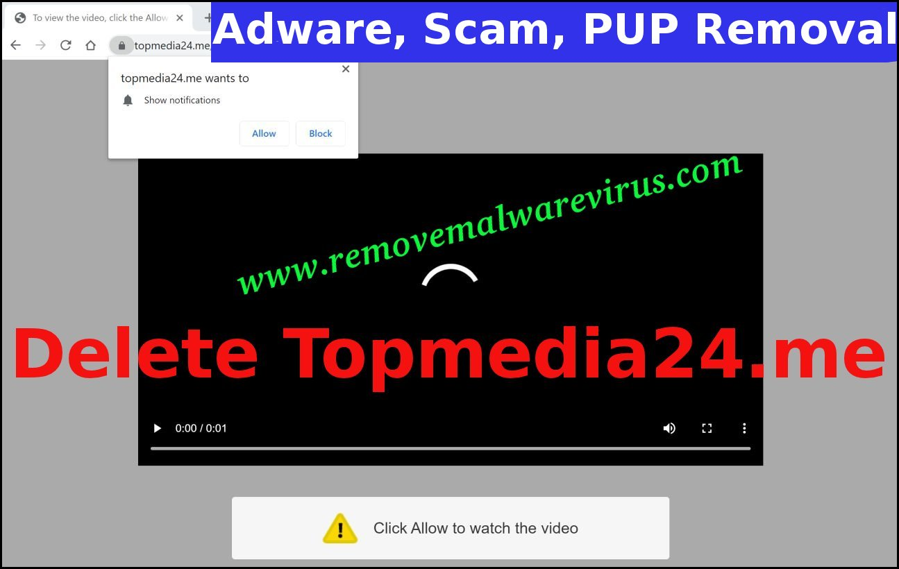 Elimina Topmedia24.me