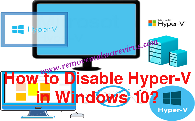 Disable Hyper-V in Windows 10