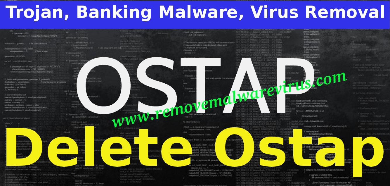 Delete Ostap