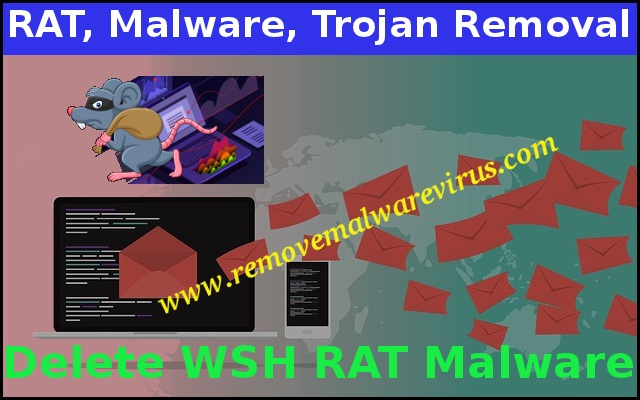 Eliminar WSH RAT Malware