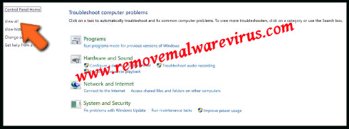 """img1.2 How to fix """"Potential Windows Update Database Error Detected"""" issue?"""