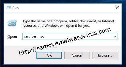 services.msc Best Solution To Resolve Windows update error 0x80070020