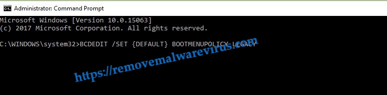 Kernel Security Check Failure cmd Resolve Kernel Security Check Failure error in Windows 10