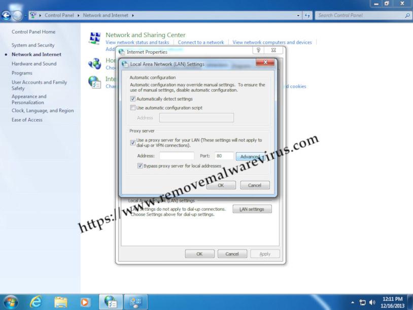 Solution To Mend Socket Error 10060 On Windows System