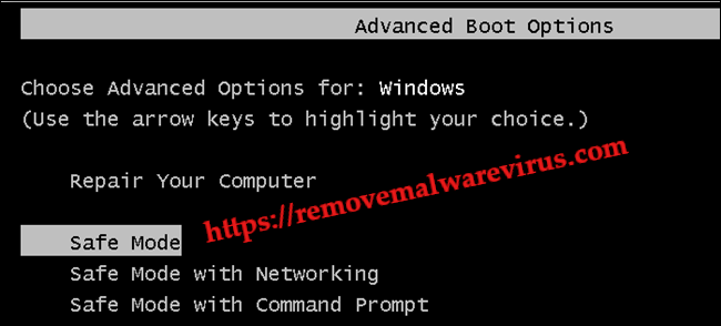 safe mode Resolve APC_INDEX_MISMATCH BSOD on Windows 10