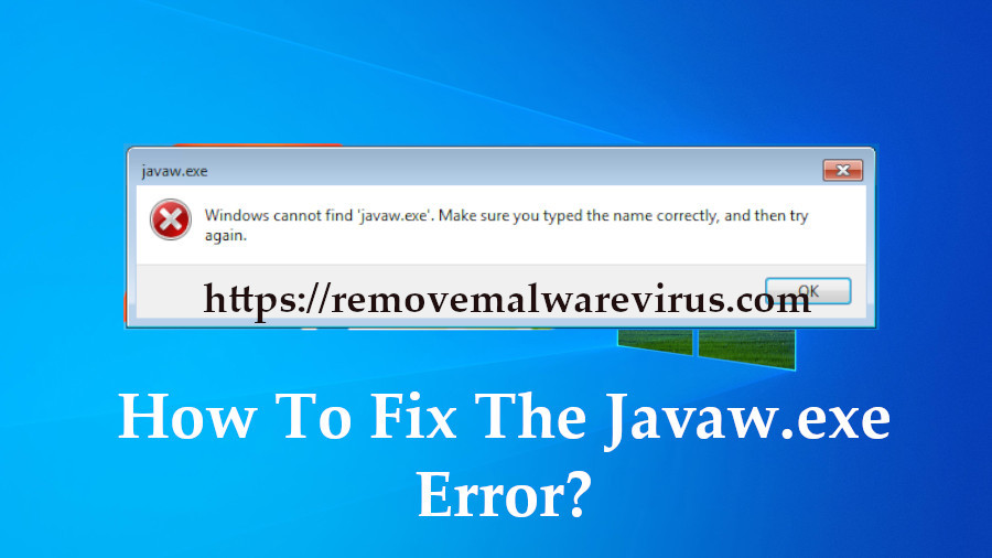 cp5sepj2jel31 Best Method To Fix The Javaw.exe Error On Windows